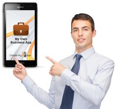 Create My Free Apps - The free iPhone and android App Maker. Best way for small businesses to make Mobile Apps with our app builder without codding.