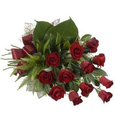 Buchet trandafiri rosii (Carmin floral)
