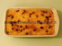 Torta dolce di polenta avanzata (2). Senza glutine, lattosio e uova