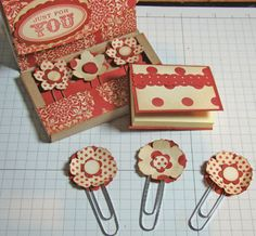 Throwback Thursday - Embellished Paper Clips! - Two Paper Divas