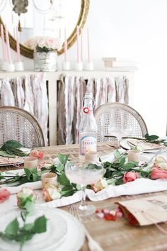 So Much Better With Age | valentines-day-table-setting