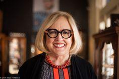 Beryl looks stunning in Patch by Anne et Valentin. #eyewear #eyeglasses #anneetvalentin