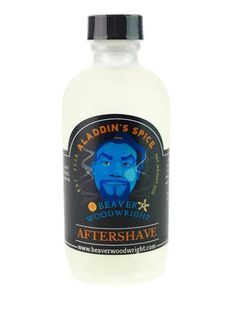 Aladdin's Spice After Shave Splash