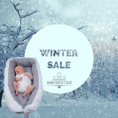 Up to 50% LAST DAY ❄️ BABYNEST.NO  — Our Winter Sale is ending!   All babynest are on sale for a limited time. Even get our most popular Babynest Luxury Grey to a reduced price!  ❄️ ENDING TODAY ❄️