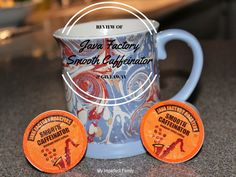 Java Factory Review & Giveaway - My Imperfect Family