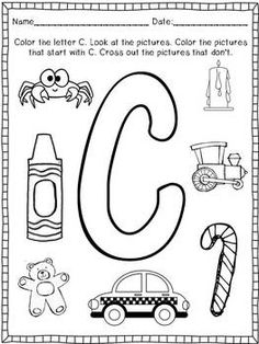 Letterland alphabet: My boy learns these at school