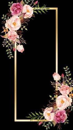 ideas for art wallpaper black floral wallpapers Flower Backgrounds, Wallpaper Backgrounds, Iphone Wallpaper, Black Floral Wallpaper, Flower Wallpaper, Credit Card Design, Invitation Background, Corporate Identity Design, Floral Border