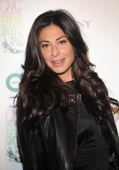 Stacy London, love her hair (and her job)
