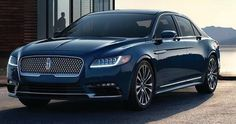 2017 Lincoln Continental leak