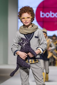 Desfile #boboli en FIMI Colección OI16 | AW16 Collection #boboli Catwalk at FIMI