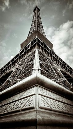 Eiffel tower... Symbol of Paris