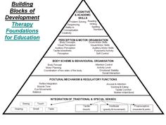 Building Blocks For Development- Paediatric Occupational Therapy Model