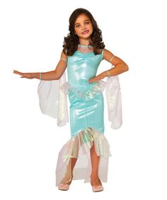 Loving this Mermaid Dress-Up Set - Kids on #zulily! #zulilyfinds
