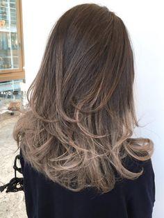 45 Pretty Brown Hair Color Ideas For Women Looks More Awesome Pretty Brown Hair, Brown Hair Colors, Ash Brown Hair Balayage, Long Hair Cuts, Long Hair Styles, Natural Dark Hair, Long Layered Haircuts, Aesthetic Hair, Cool Hair Color