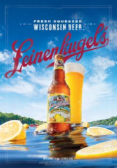 Leinenkugel's on Behance