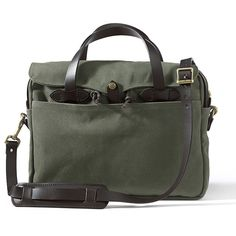 The Original Briefcase in Otter Green | Filson