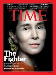 Aung San Suu Kyi: Burma's freedom fighter