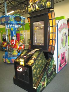 Fun City Has A Wide Variety Of Bounce Houses Arcade And We Also