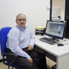 Juan Pedro L. forma parte del Departamento Técnico de Remica. Experto en desarrollo, implantación y utilización de soluciones CAD (Diseño Asistido por ordenador) cuenta con 23 años de experiencia en este área, los seis últimos en Remica.