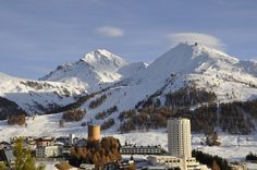 Sestriere Italy | Most new snow February 6, 2015