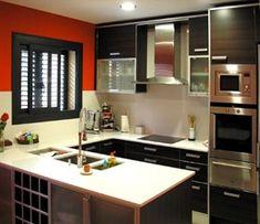 18 Cocinas modernas, nuevas tendencias en diseño interior