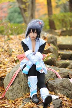 Sheena- Tales of Symphonia