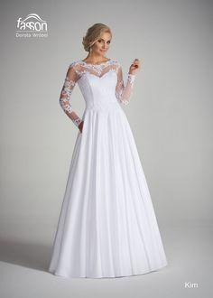 Kim suknia ślubna