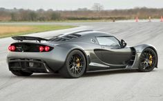 As of April 9th, the Hennessey Venom GT is now the world's fastest production car after the title was stripped from the Bugatti Veyron Super Sport.