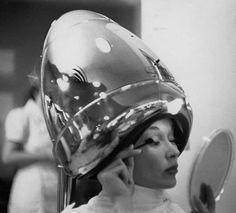 Constantin Joffe -Lisa Fonssagrives, Vogue, June 1949.