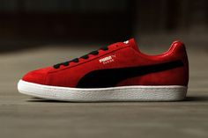 PUMA Made In Japan Suede Classic #Sneaker #Puma the best puma's ever made.