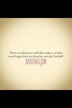 maybe watching her daughter play softbal. Baseball Quotes, Baseball Party, Softball Mom, Baseball Season, Sports Baseball, Baseball Crafts, Nationals Baseball, Baseball Stuff, Soccer Quotes