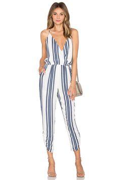 2162be1dcc6 Lovers + Friends Jubilee Jumpsuit in Navy Stripe Lovers And Friends Dress