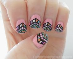 simple springy tribal