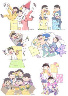 Anime Chibi, My Favorite Image, My Favorite Things, Ichimatsu, Ship Art, South Park, Game Character, Anime Guys, Anime Characters