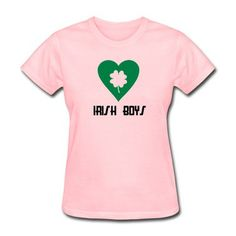 Lucky Shamrock Short Sleeve T-shirts on Sale-Holidays & Occasions T-shirts shop from HICustom.net .24 hour service available.