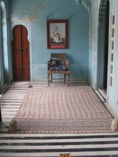 Indian interior, Udaipur, India
