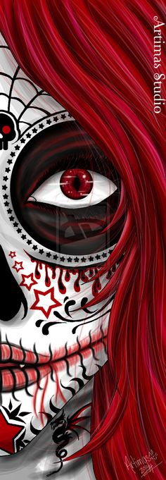 Red Death by ArtimasStudio on deviantART