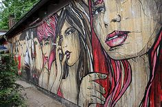 All sizes   El Bocho - Citizens Painting Street Art Berlin   Flickr - Photo Sharing!