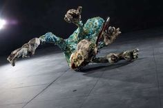 Mutant Human Hybrid Sculptures - Allochtoons Brings Horrific Nightmarish Creations Into Reality (GALLERY)