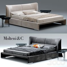 Кровать Glove Bed Molteni & C