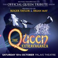 THE QUEEN EXTRAVAGANZA - Sat 10 October, 2015