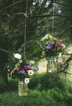 Top Ten Tips for A Green Wedding: Don't waste your decor!