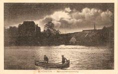 Nachtangeln 1914 im Frankenthal ?