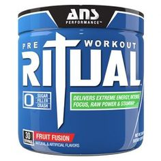 ANS PERFORMANCE RITUAL FRUIT FUSION 5/SERVING #fitness #health #fitnessmodel #gym #sports http://www.wellnessmedicineshop.com/product/ans-performance-ritual-fruit-fusion-5serving/