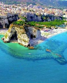 Calabria, Italy. Been here, taught here, love:)
