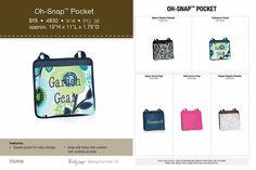 Oh Snap Pocket!