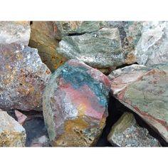 Ocean Jasper - Green (Per lb)
