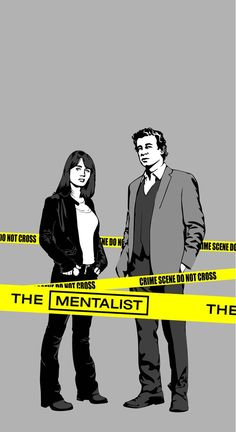 Lisbon and Jane by Mad42Sam (The Mentalist)