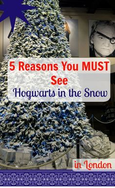 Hogwarts in the Snow- 5 Reasons You MUST Go! - Sunny in London