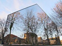 Mirror House, Copenhagen